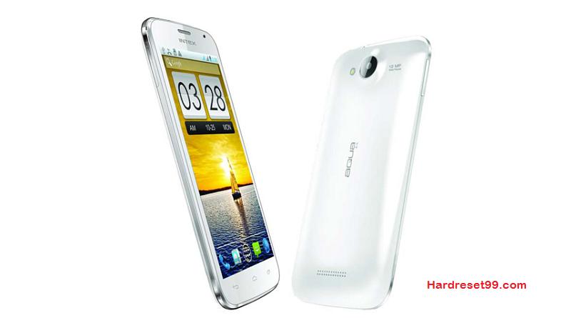 Intex Aqua i-5 Features