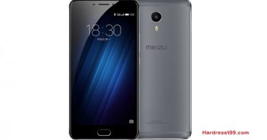 How to Hard Reset Meizu M6 - Unlock Pattern Lock