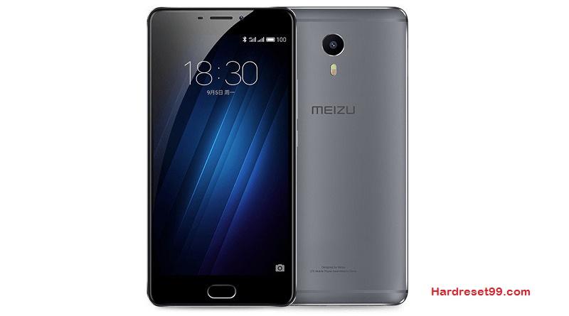 Meizu M3 Max Features