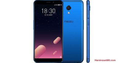 Meizu M6s Features