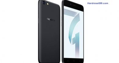 Oppo A71 Reset