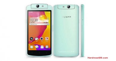 Oppo N1 Mini Features