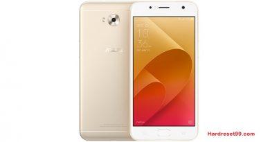 Asus ZenFone 4 Selfie ZB553KL Features