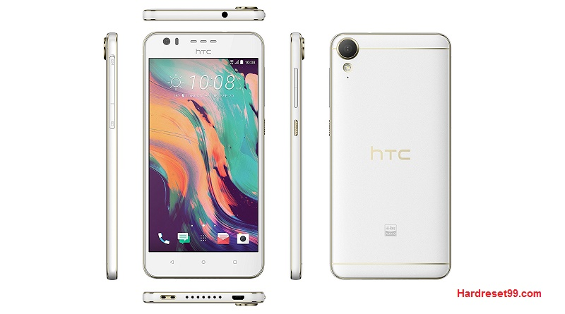 HTC Desire 10 Lifestyle features