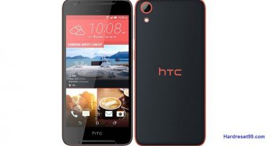 HTC Desire 628 Dual SIM Features
