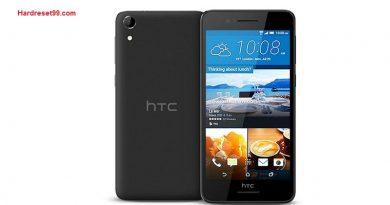 HTC Desire 728 Dual SIM Features