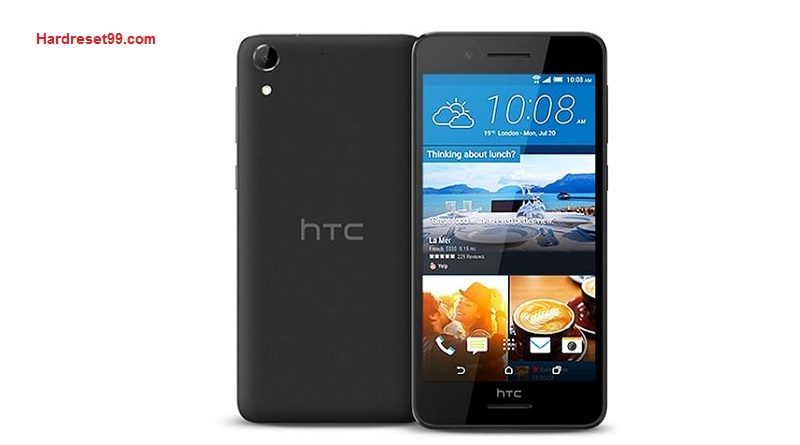 HTC Desire 728 Dual SIM Features