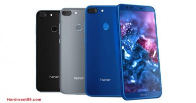 Honor 9 Lite Features