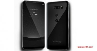 LG Signature Edition Features