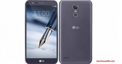LG Stylo 3 Plus Features