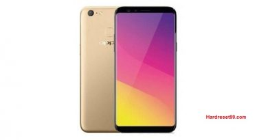 Oppo F5 Youth Features