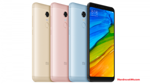 Redmi 5 Features