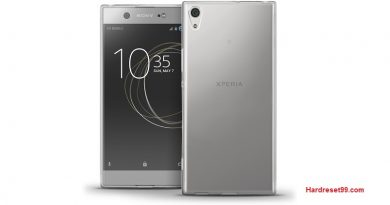 Sony Xperia XA1 Ultra Features