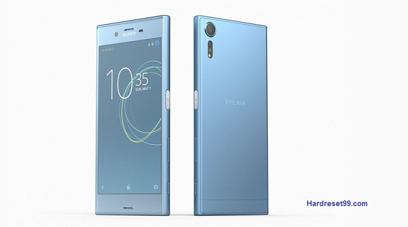 Sony Xperia XZ1 Features