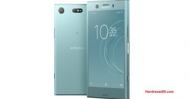Sony Xperia XZ1 Compact Features