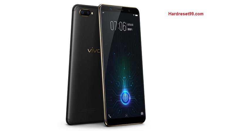 Vivo X20 Plus UD Features