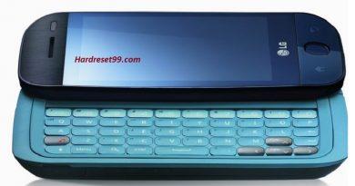LG GW620 Features