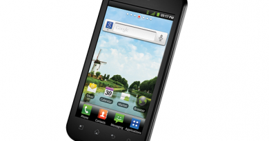 LG Ignite Features