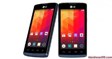 LG Joy Features