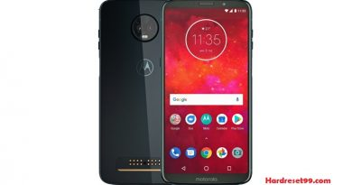 Moto Z3 Play Features