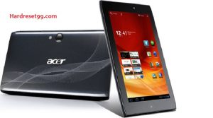 ACER A101 Iconia Tab Features