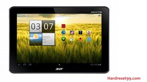 ACER A200 Iconia Tab Features
