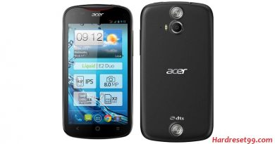 Acer Liquid E2 Features