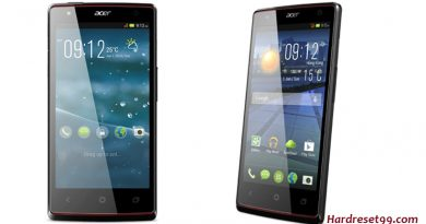 Acer Liquid E3 Features