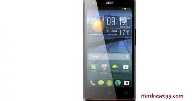Acer Liquid E3 Duo Plus Features