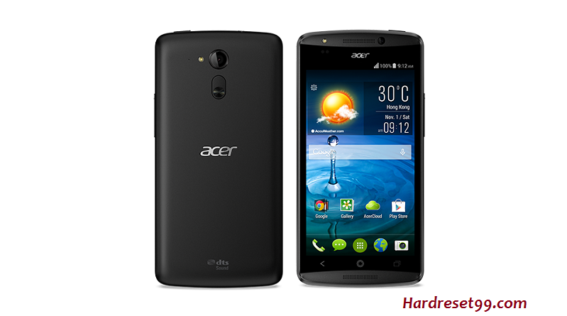 Acer Liquid E700 Features