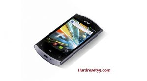 Acer Liquid Express E320 Features