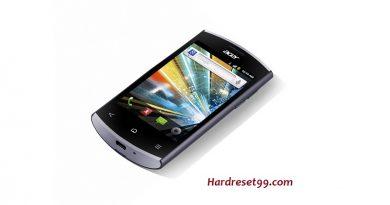 Acer Liquid Express E320 Features