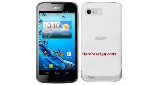 Acer Liquid Gallant Duo Features