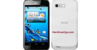 Acer Liquid Gallant Duo Features