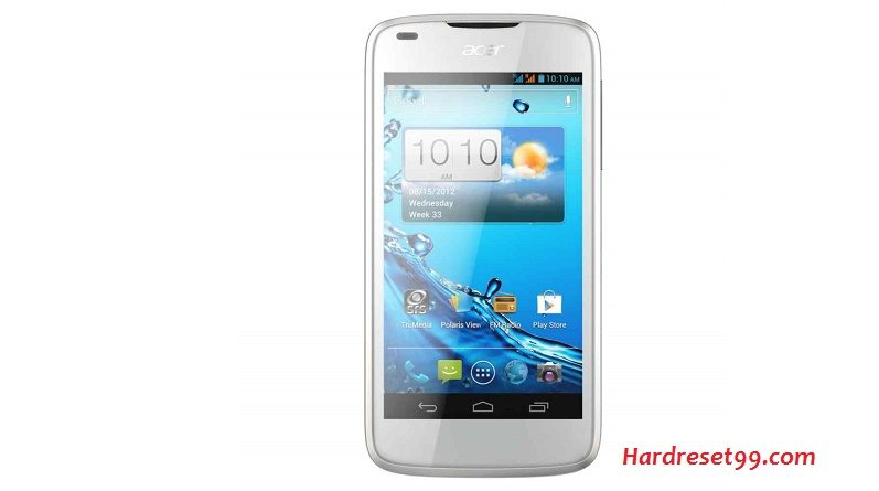 Acer Liquid Gallant E350 Features