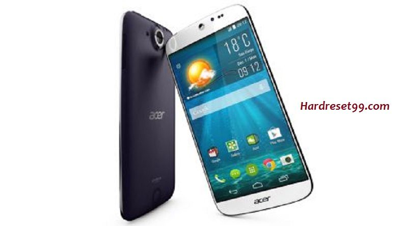 Acer Liquid Jade S Features