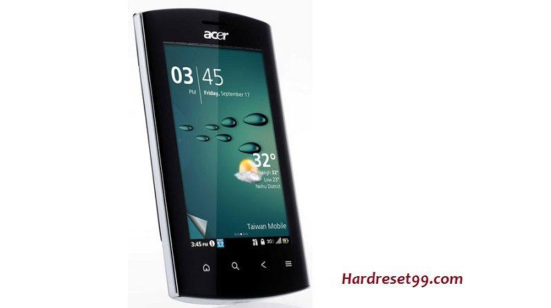 Acer Liquid Metal Features