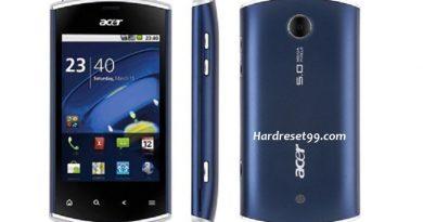 Acer Liquid Mini Features
