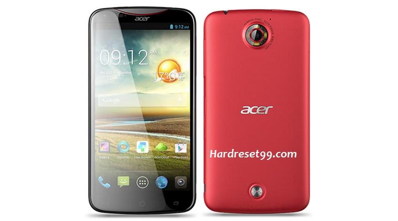Acer Liquid S2 Features