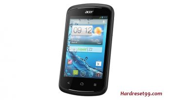 Acer Liquid Z2 Features