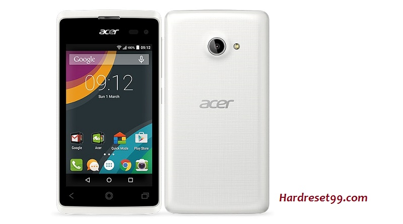 Acer Liquid Z220 Features