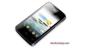 Acer Liquid Z3 Duo Features