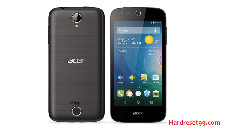 Acer Liquid Z320 Features
