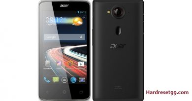 Acer Liquid Z4 Features