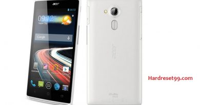 Acer Liquid Z5 Features