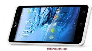 Acer Liquid Z520 Features