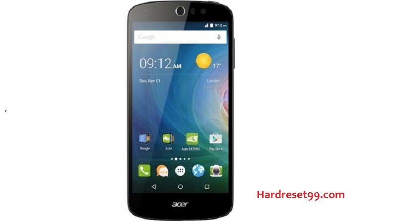 Acer Liquid Z530 Features