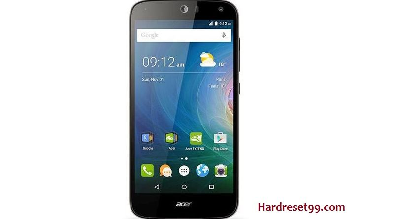 Acer Liquid Z630 Features