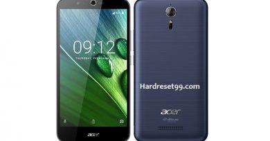 Acer Liquid Zest Plus Features