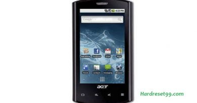 Acer Liquid e Features